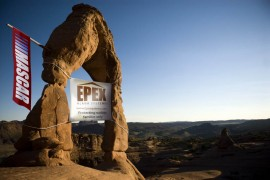 Arches National Marketing: Ultimate advertising opportunity