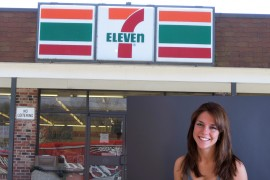 Area Harlot Seen Holding Hands at 7-11