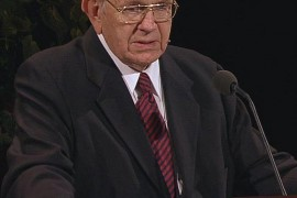 Pres. Boyd K. Packer: The Prophet Ought To Live Life To The Fullest