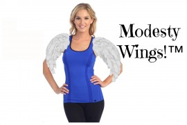 TRENDSPOTTING: Modesty Wings!™ Hit Stores, Increases Worth of Women