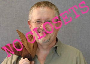 Orson Scott Card has No Closets