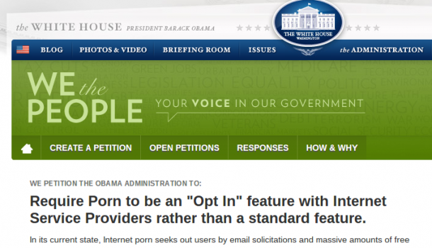 American Fork East 17th Ward Offers Hand to 'Opt-In' Porn Petition