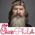 Chick-Fil-A Changes Name to Chick-Phil-A to Honor Duck Dynasty Media Martyr