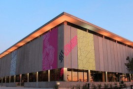 BRIEF: Eleven Blue-Bandana-Clad Men Demand Money Back After Leaving Downtown SLC's The Leonardo Museum