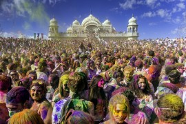 "Five Best Post-Holi-Color-Fest ""Missed Connections"""