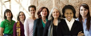 The Ordain Women movement leaders, including an invigorated FLOTUS.