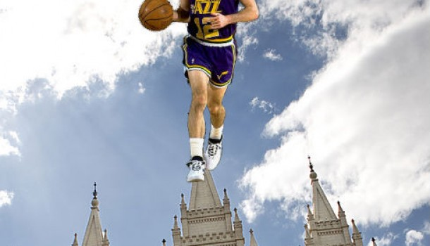 ASSISTED: LDS Church Agrees To Rename Temple After John Stockton If He Agrees To Coach Jazz