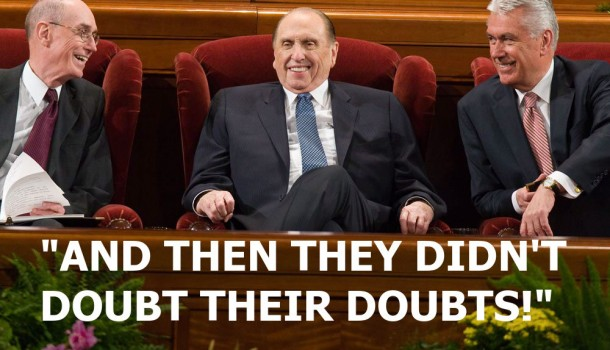 """LDS Church Reportedly """"Making It Rain"""" With Excommunications"""