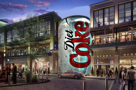 City Creek Center to Open Diet Coke Factory Store, CrossFit Gym