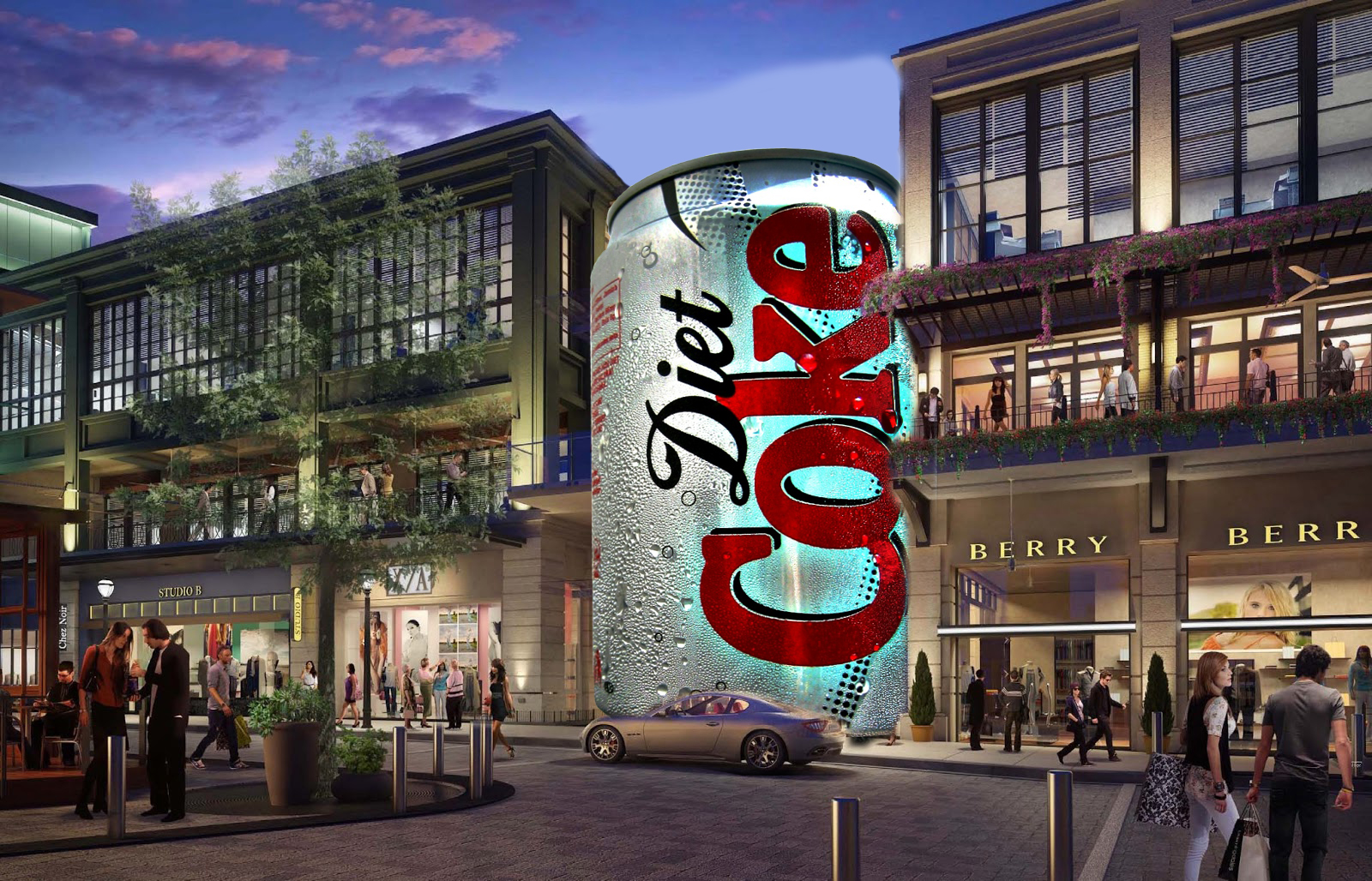 City Creek Center to Open Diet Coke Factory Store ...