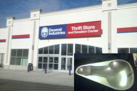 Local Boy Finds Shocking Items at DI, Mother Takes Action