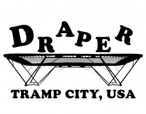 "If Mayor Walker gets his way Draper will be ""bouncing"" into a new logo."