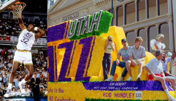 84b1e91322410 Karl Malone Still Loves His Parade Every 24th of July For Karl Malone s  Birthday