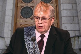 Elder Packer to address LDS General Conference in his native Klingon