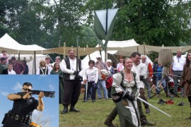Citing Too Many Fake Swords, Saratoga Springs Mayor Quietly Cancels Annual Medieval Festival