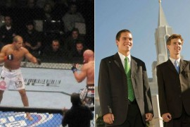 Young Men Increasingly Face Difficult Choice Between Mission and Cage Fighting