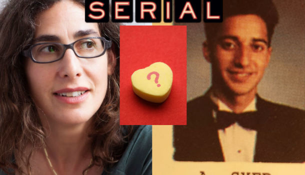 Fans of SERIAL Brace For Host Sarah Koenig to Propose Marriage to Adnan Syed in Prison During the Final Episode