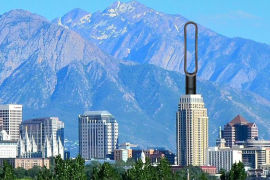 SLC Mayor Biskupski Strikes Deal With Dyson to Clean Up Inversion