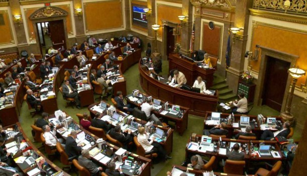 State Legislature Apparently Not An Assemblage of Total Asshats