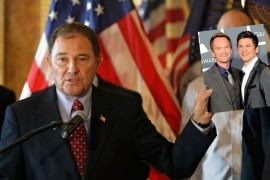 Utah Gov. Gary Herbert Completely Flips Shit After Gay Marriage Ruling