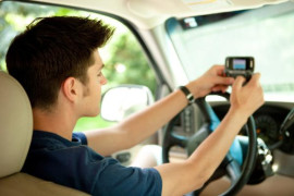 Study: Alarming Number of Utah Teens too Distracted by Driving to Properly Text