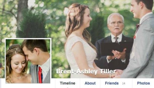 Local Couple's Marriage Stronger Than Ever After Joining Facebook Accounts