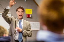 Fun And Inspiring Youth Speaker Actually A Total Wreck
