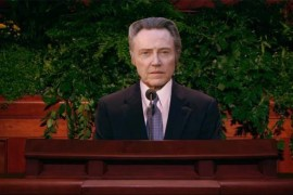 Christopher Walken Tapped to Give Closing Benediction