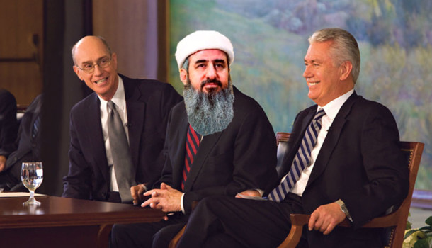 Study: Majority of Mormons Would Not Approve of a Muslim Apostle