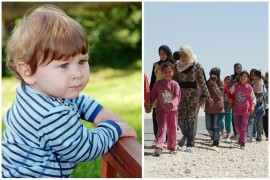 Three-Year-Old Christian Gives Zero Shits About Syrian Refugees