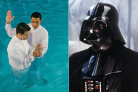Darth Vader, Who Is Dead, Baptized