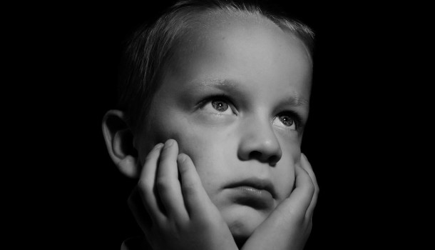 Area Child Devastated To Find Out Santa Not Real, Like God
