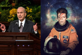 "Pres. Nelson: ""Apostate David Bowie Headed To The Telestial Kingdom"""