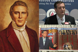 "BusTED: Utahns For Cruz: ""We've Loved Covered-Up Sex Scandals Since The 1830s"""