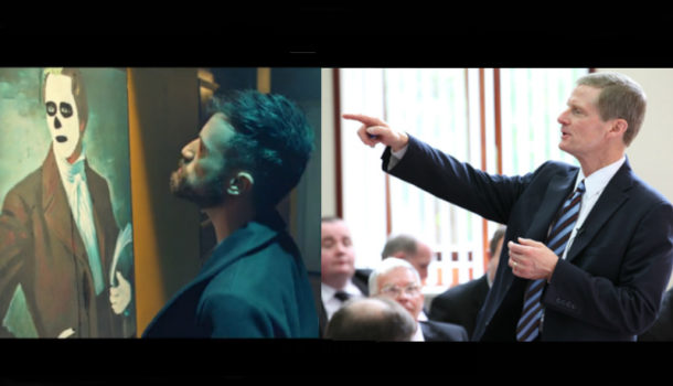 "LDS Leaders Praise 'Trash' Video as ""Sure Sign of Tyler Glenn Nailing It"""