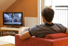 """Report: """"Binge-watching"""" Enables Faster Transition Into Irrelevancy"""