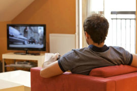 "Report: ""Binge-watching"" Enables Faster Transition Into Irrelevancy"