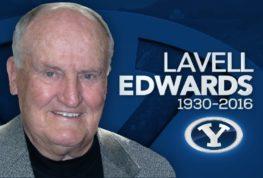 Holiday Bowled Over: LaVell Edwards Succumbs to 2016