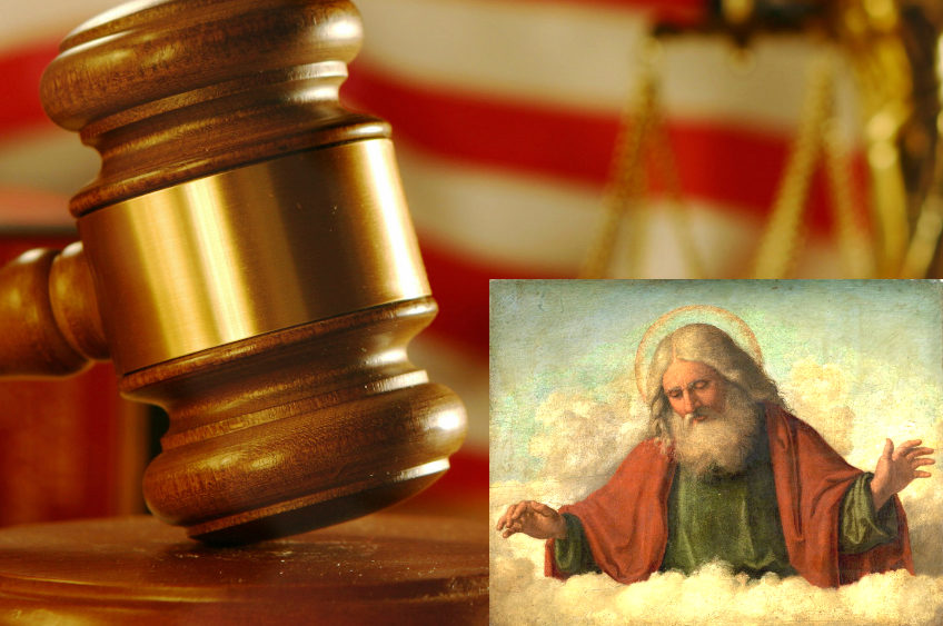 Amidst Hateful Quagmire, Class Action Lawsuit Filed Against God