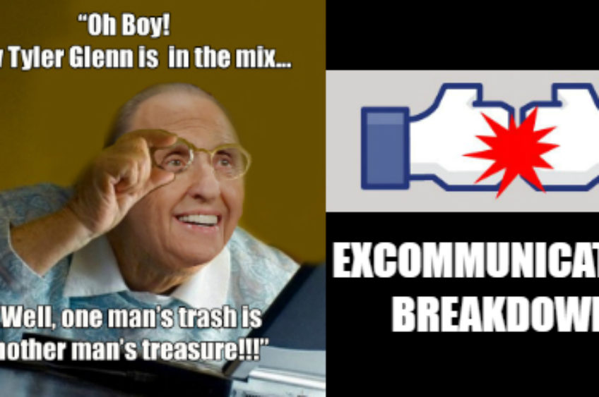 Monson Eschews Prophetic Duties To Cheer On Apostate Facebook Drama
