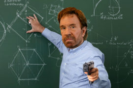 Utah Lawmakers Propose Every Teacher Be Chuck Norris To Prevent School Shootings