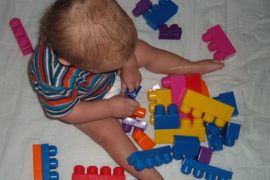 Primary Children Celebrate 'Two Hours With Blocks' Change To Church