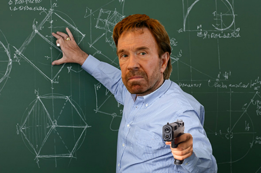 Lawmakers Propose Every Teacher Be Chuck Norris To Prevent ...